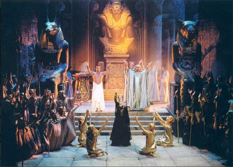 Aida Regia di Franco Zeffirelli (foto 1)