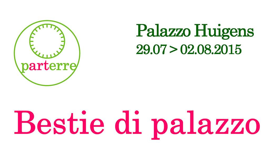 Bestie di palazzo – Effetto Venezia 2015