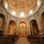Livorno, Chiesa di Santa Caterina. Interno. Foto Marco Filippelli.
