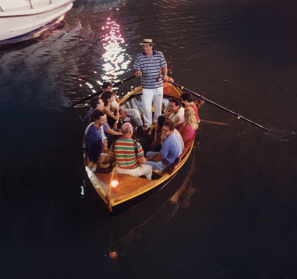 Stornelli d'acqua – Effetto Venezia