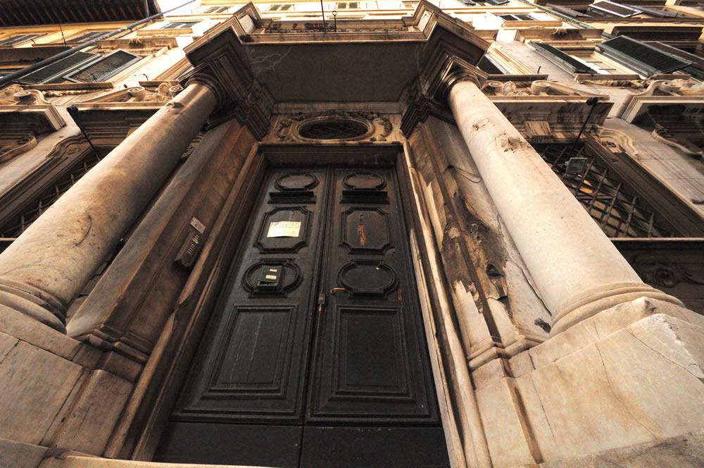 Palazzo delle colonne di marmo - Foto Filippelli