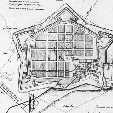 Pentagono del Buontalenti - Effetto Venezia