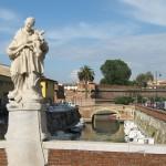 Statua di San Giovanni - Effetto Venezia