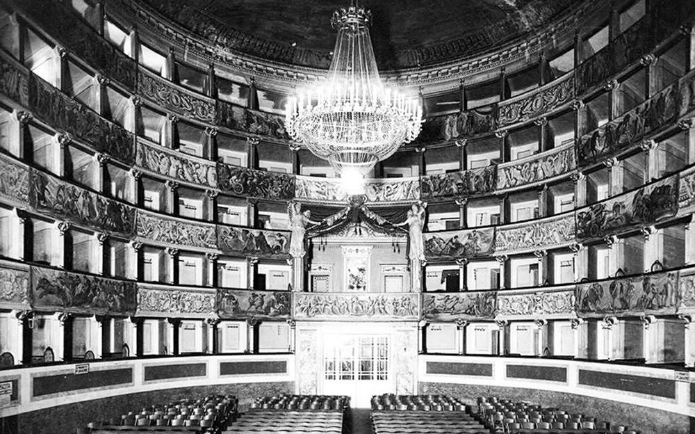 Teatro San Marco – Effetto Venezia