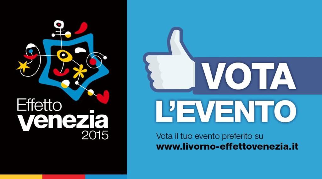 Vota l'evento Effetto Venezia che preferisci