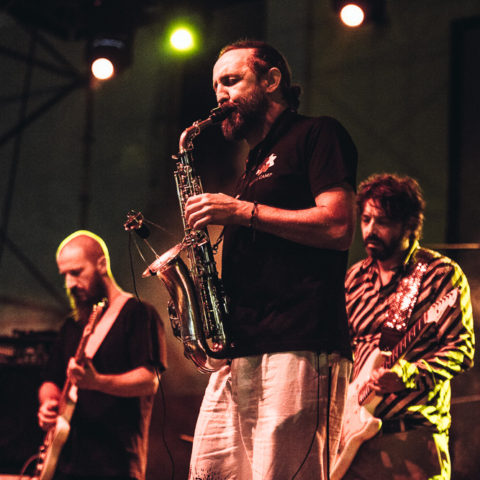 Dinamitri Jazz Folklore piazza del Luogo Pio  - © Sebastiano-13