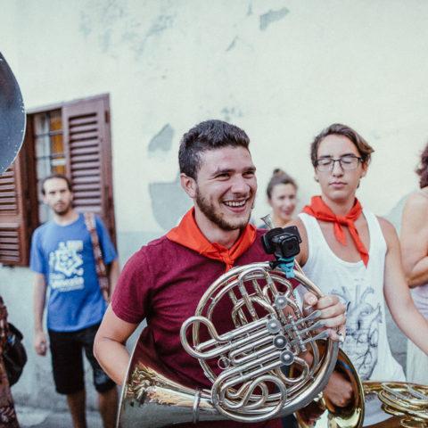 Effetto Venezia 2016 - Banda SVS - Foto © Ciriello -1