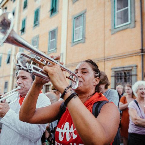 Effetto Venezia 2016 - Banda SVS - Foto © Ciriello -6