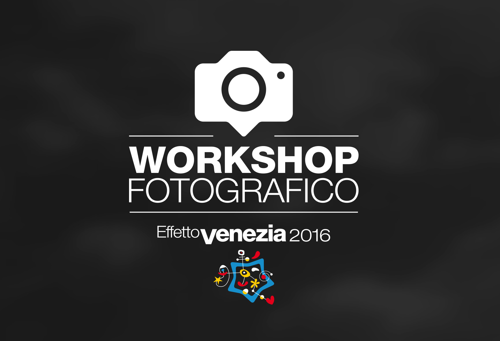 Workshop fotografico Effetto Venezia 2016