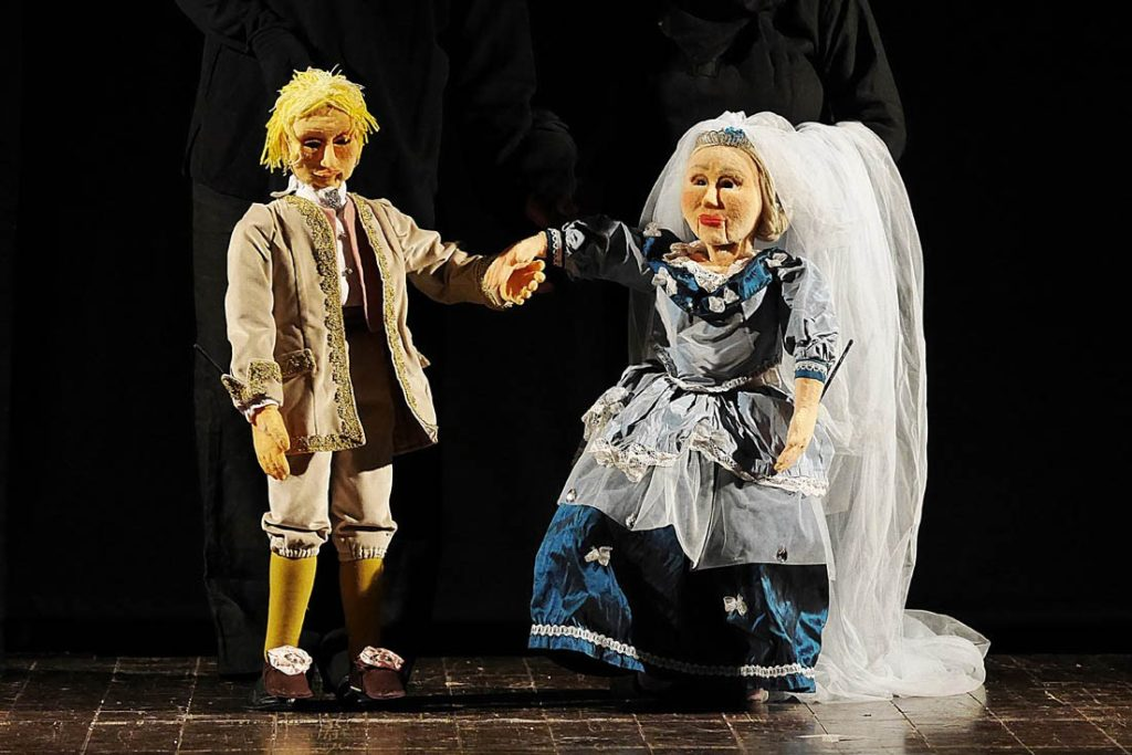 Cenerentol..o – Habanera Teatro. Effetto Venezia 2017, Livorno.