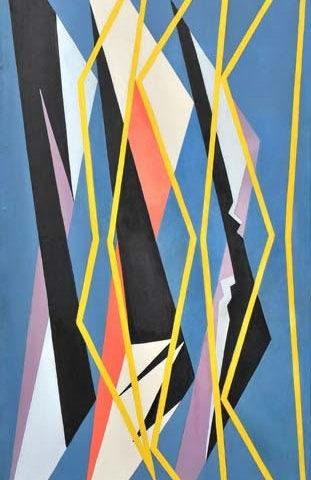 chevrier-1951_composizione-geometrica_olio-su-faesite_cm-135x65