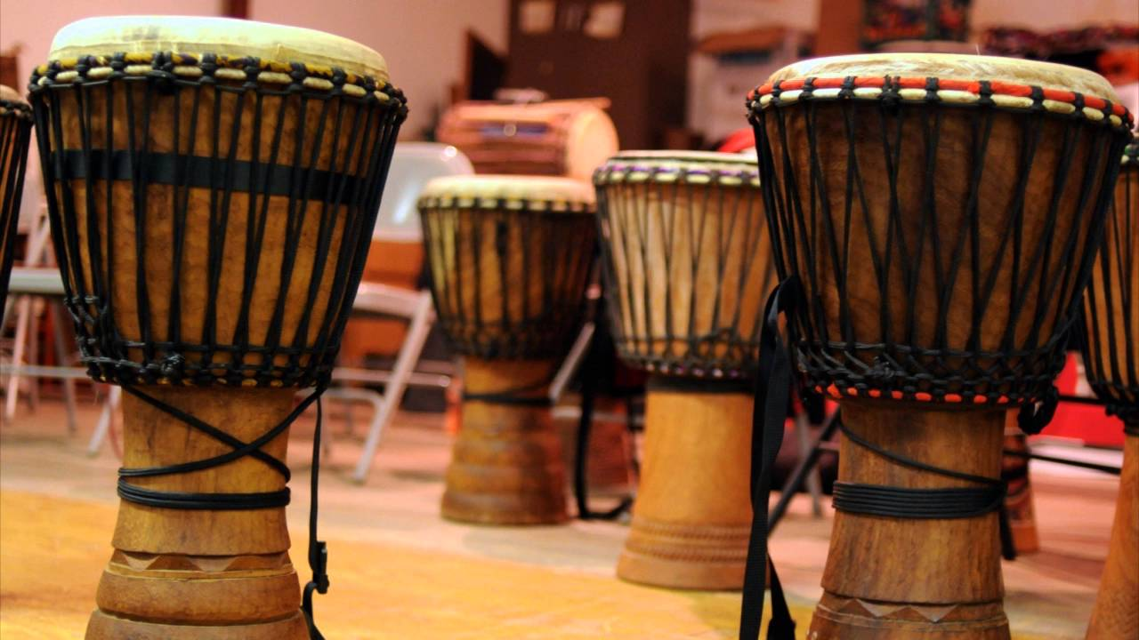 africa drums