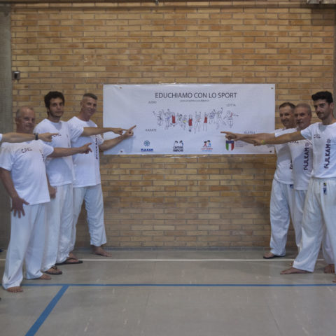 Comitato Provinciale Karate Livorno Fijikam e Zen Club - 23