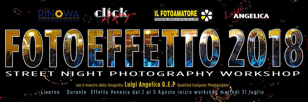 Fotoeffetto 2018