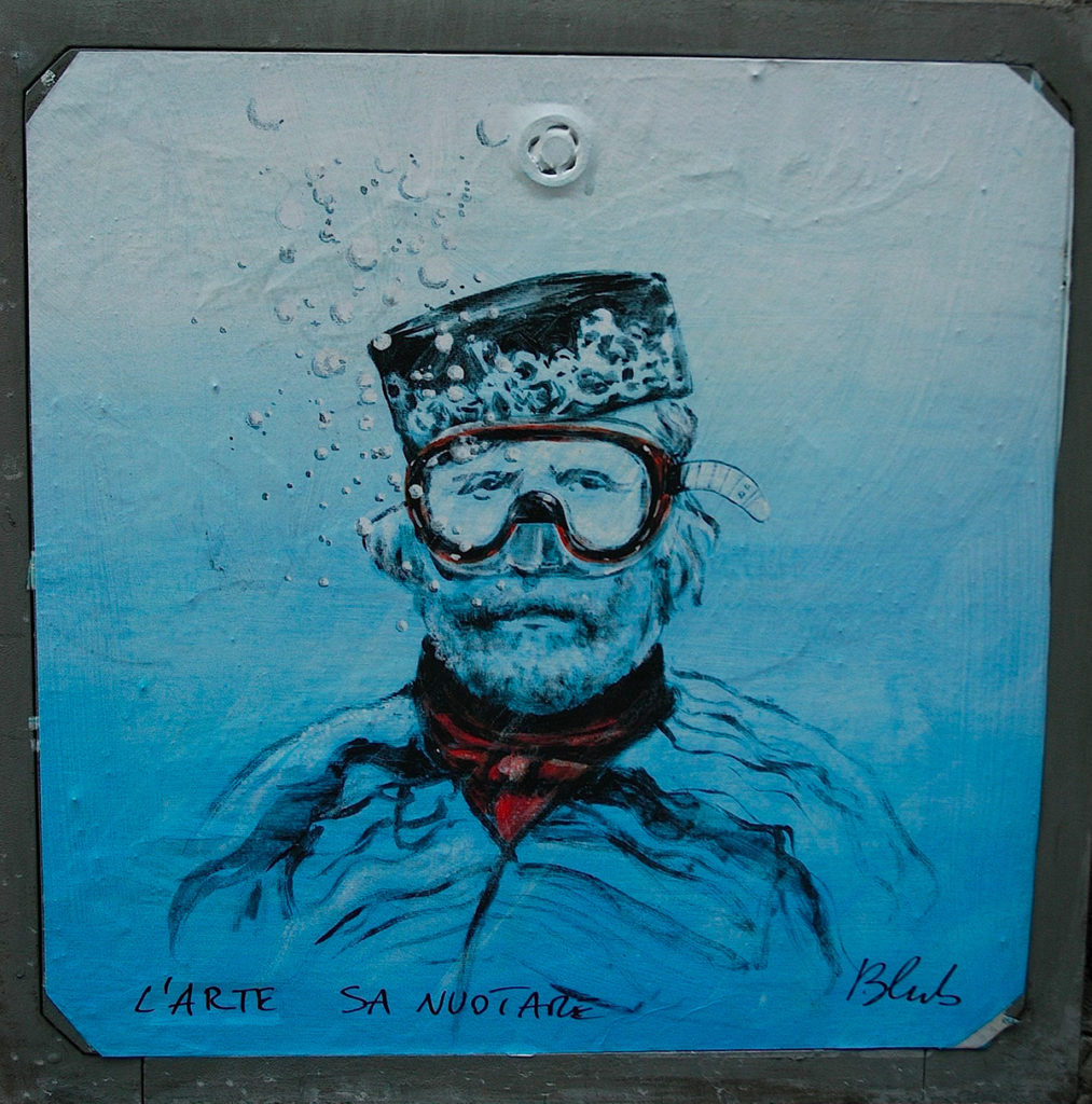 Garibaldi Blub • Effetto Venezia 2018
