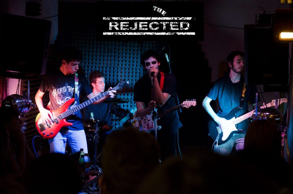 the rejected