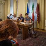 Conferenza stampa chiusura Effetto Venezia 2018 - 001