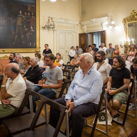 Conferenza stampa chiusura Effetto Venezia 2018 - 006