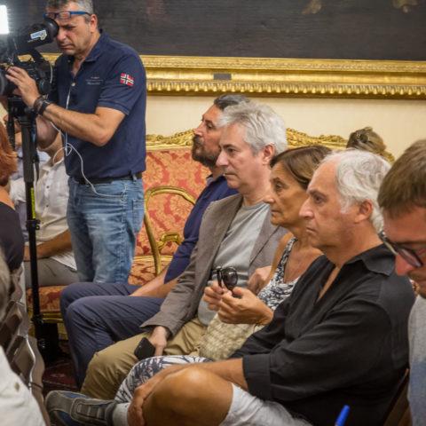 Conferenza stampa chiusura Effetto Venezia 2018 - 008