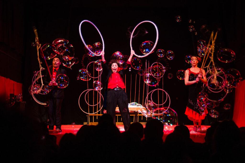Circo delle Bolle Foto di Libicocco