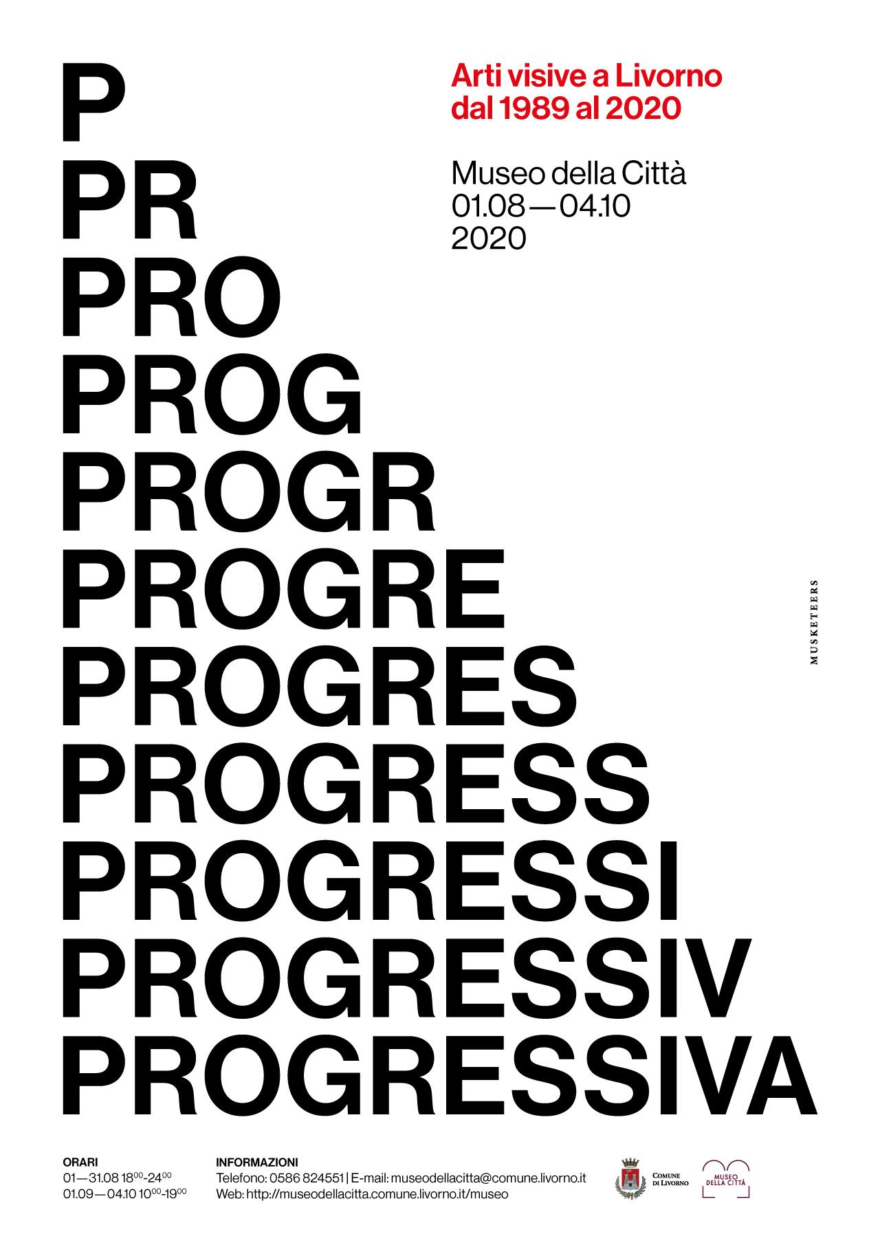 Foto mostra Progressiva 2